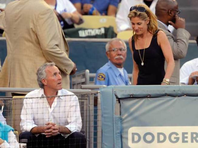 Frank McCourt Ordered to Pay Wife $637,000 a Month