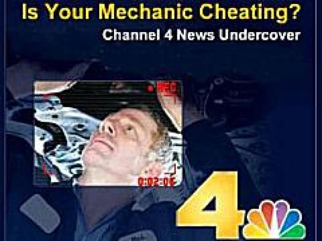 Is Your Mechanic Cheating?