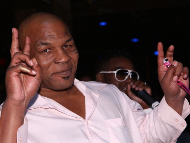 Iron Mike Could Win Oscar for Clocking Paparazzi
