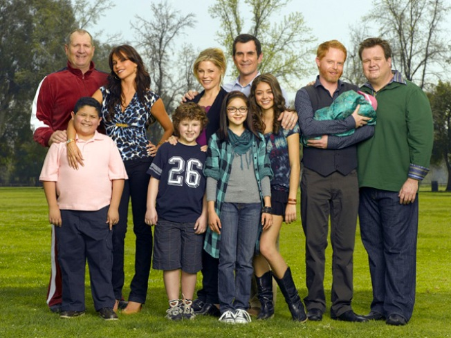 """Modern Family"": The Old Normal"