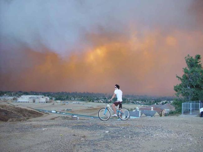 Freeway Complex Fire: 40 Percent Contained; 28,889 Acres