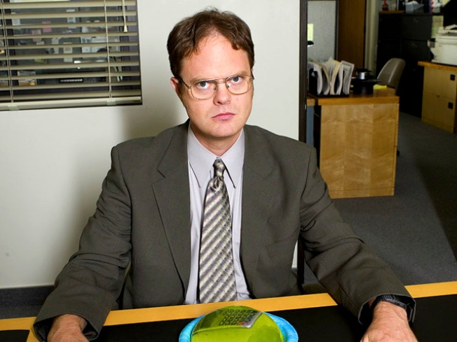 Rainn Wilson to Bare His Soul(Pancake) at USC