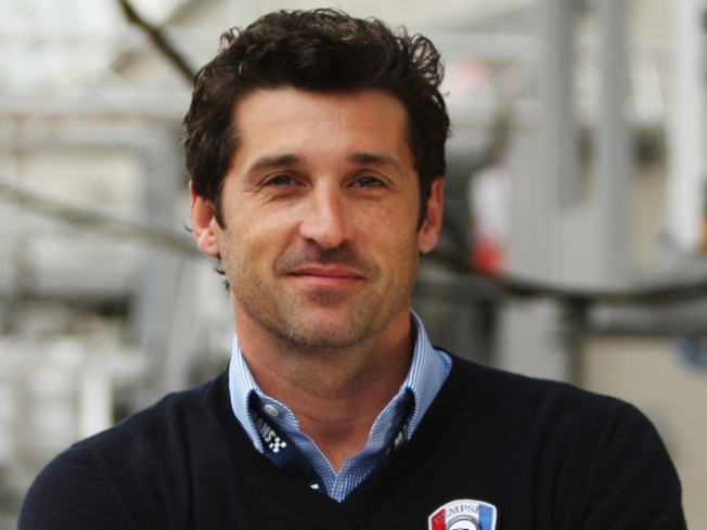 Mcdreamy To The Rescue Patrick Dempsey Saves Teen After Car Flips
