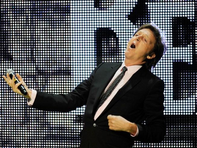 Paul McCartney Plans European Tour In December