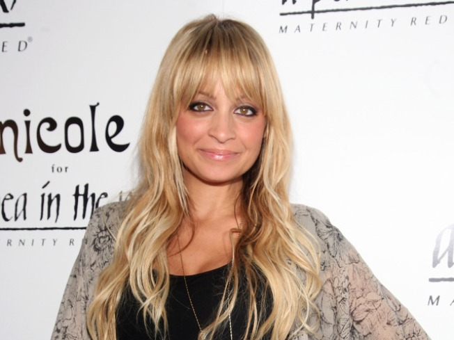 Nicole Richie In As Guest Judge On 'Project Runway'