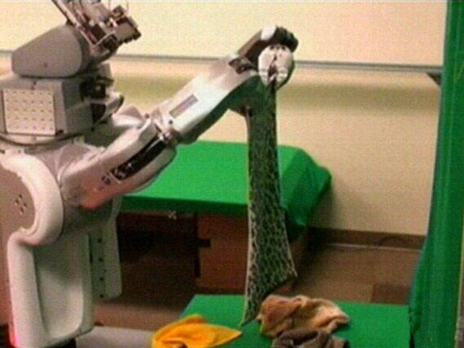 Tired of Housework? Let This Robot Do It For You