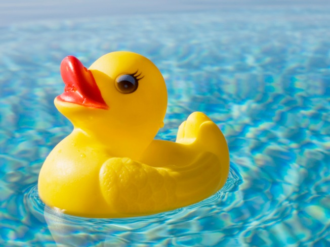 4000+ Rubber Ducks Take to the Surf