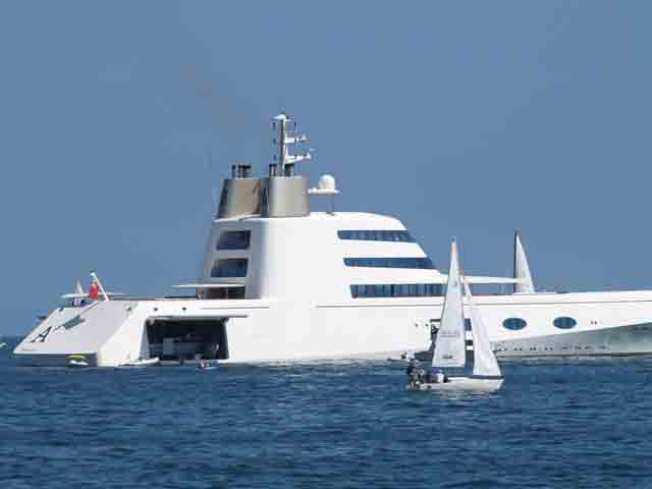 Where Are They Now: $300 Million Yacht