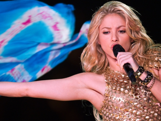 Shakira Considering Album In Arabic