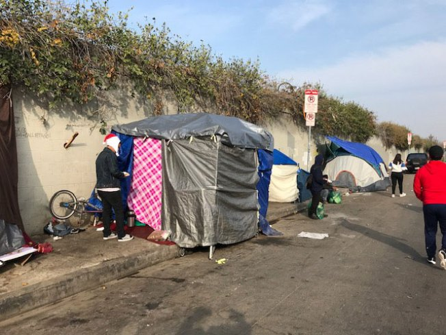 A Lot of Money Was Doled Out for Homeless Services Projects in LA — Probably More Than You Expected