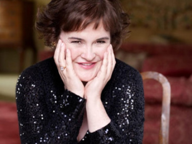 Report: Susan Boyle on Way to Year's Biggest Debut