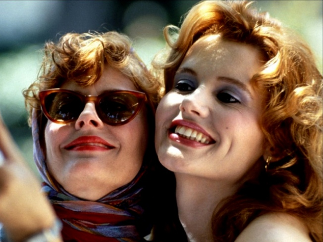 "Love, ""Thelma & Louise"""