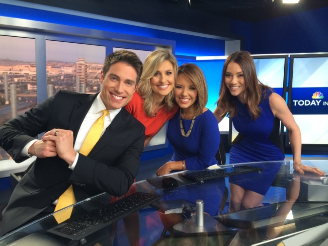 "NBC4's ""Today in LA"" Morning Crew Offering Free Coffee Or Tea"