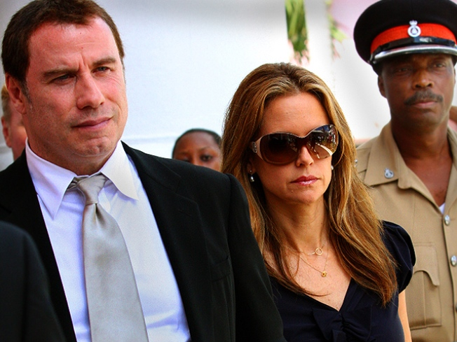 Evidence in Travolta Case Went Up in Smoke