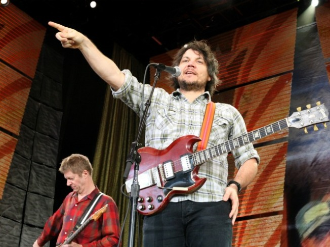 Wilco Forms Music Label