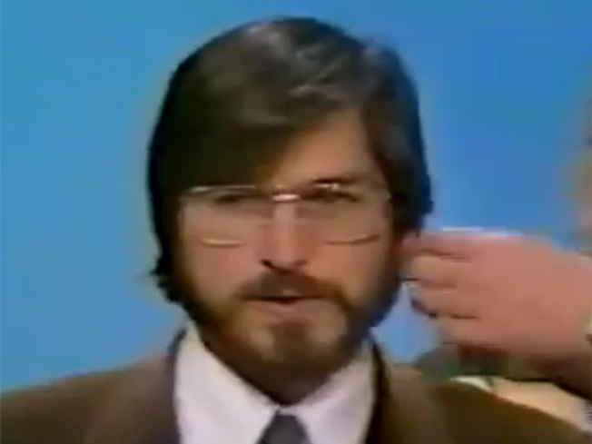 A Nervous Steve Jobs? Yes, It Happened