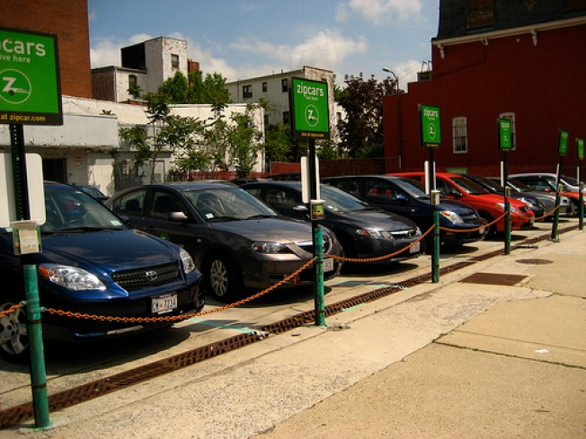 Zipcar Expands in Southern California