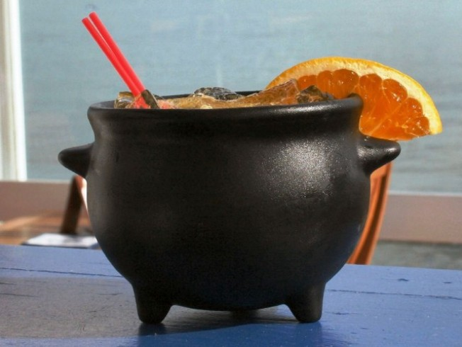 Drink This: The Witches' Cauldron