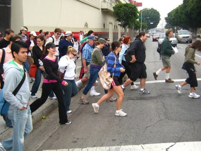 Your Input Needed: Great Los Angeles Walk