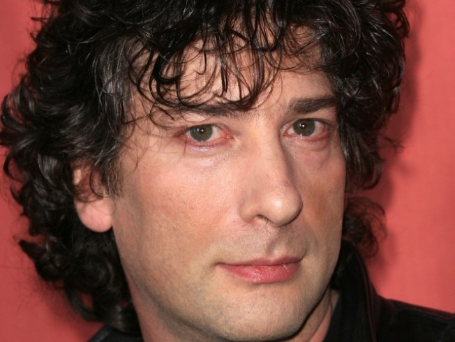 Flights of Fancy with Neil Gaiman