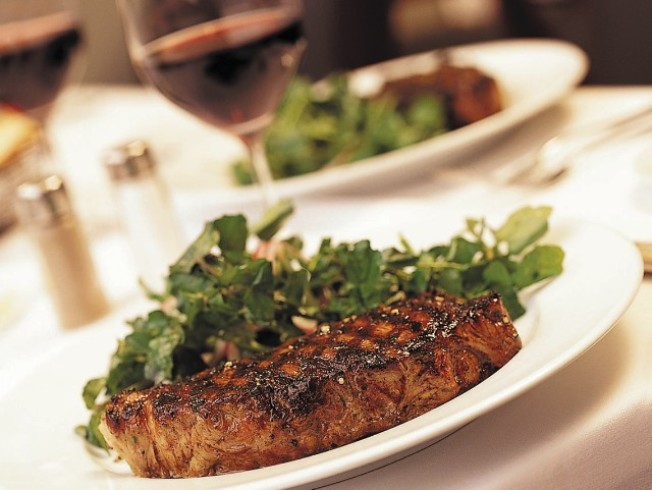 Eat This: Oak Wood-Grilled Filet Mignon
