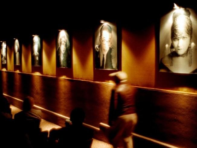 Silents Return to Silent Movie Theatre