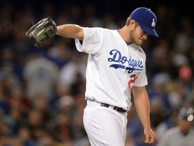 Padres Blow Up Clayton Kershaw For Three Home Runs