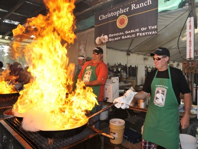 Worth the Drive: Gilroy Garlic Festival