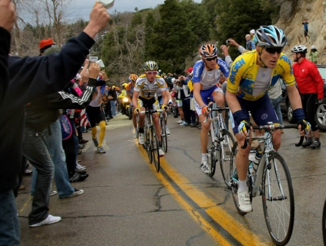 Amgen Tour of California Pedals for SoCal