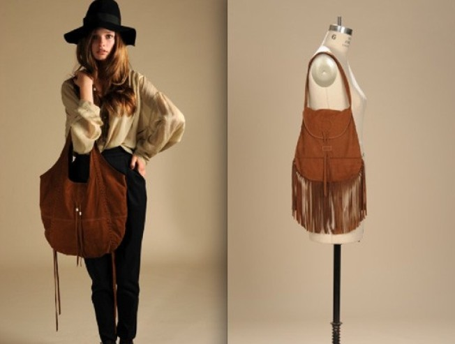 Collection Previews: Cerre Harnesses a Western Sensibility for Spring '09