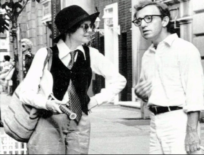 """Annie Hall"" Opens Free Old Pas Film Fest"