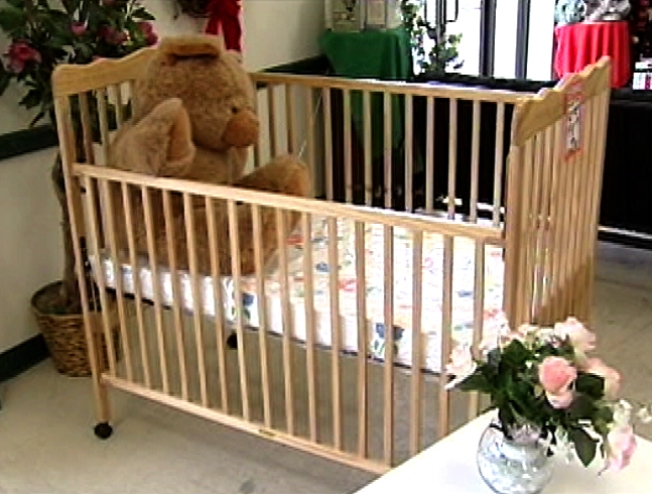 Pottery Barn Recalls 82,000 Drop-Side Cribs