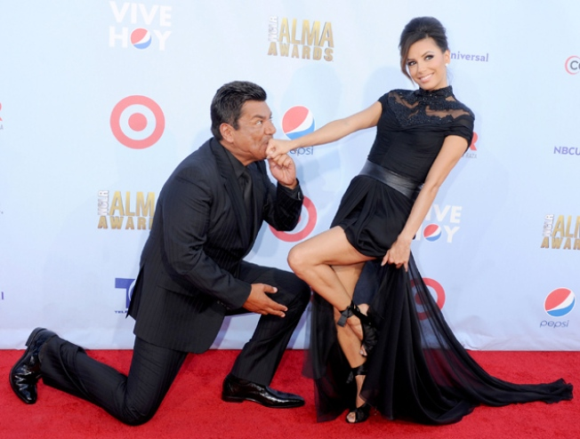Eva Longoria, Ryan Lochte and More: Five Reasons to Watch the 2012 ALMA Awards
