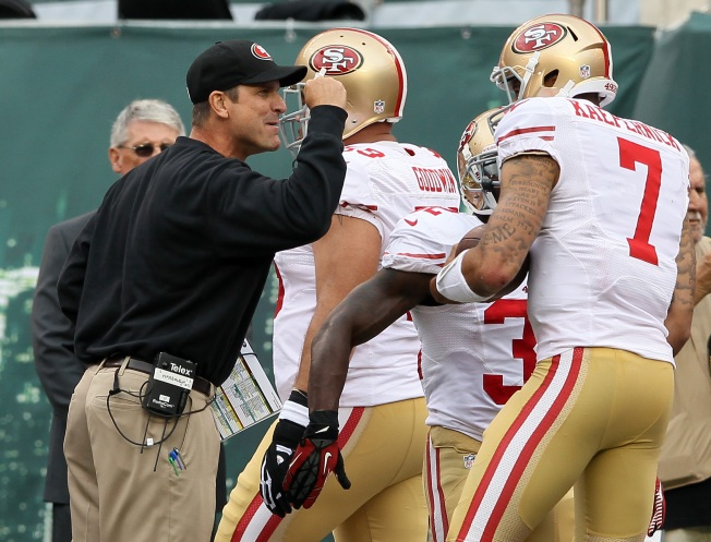Kaepernick Gives 49ers Foes Something to Think About