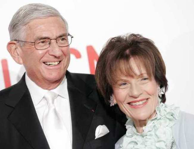 LA Philanthropist Eli Broad Says He's Retiring
