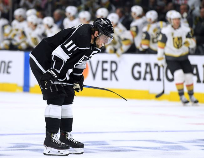Sin City Sweep: Vegas Golden Knights Sweep L.A. Kings in First Round of NHL Playoffs