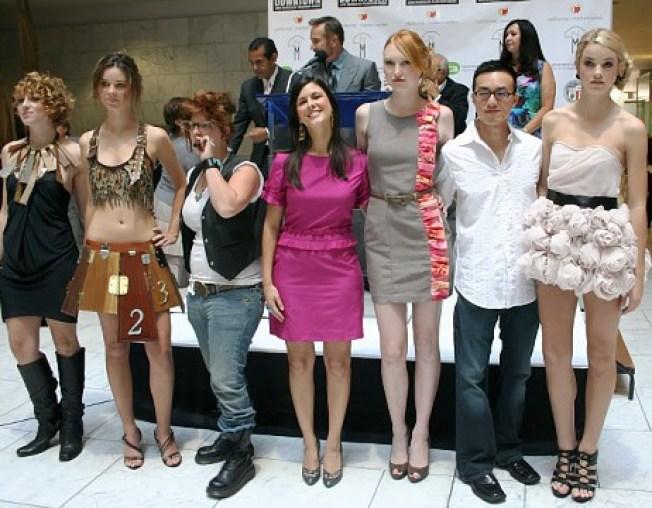 The Mayor Declares Fashion Week Open