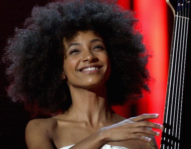 Esperanza Spalding in Concert