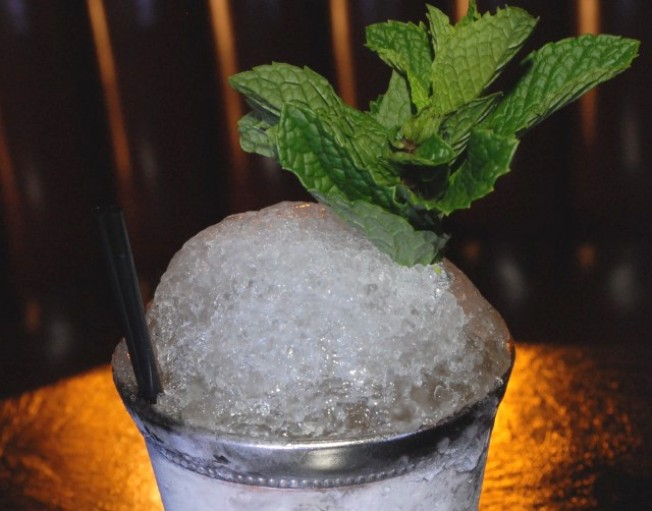 Drink This: Seven Grand's Mint Julep