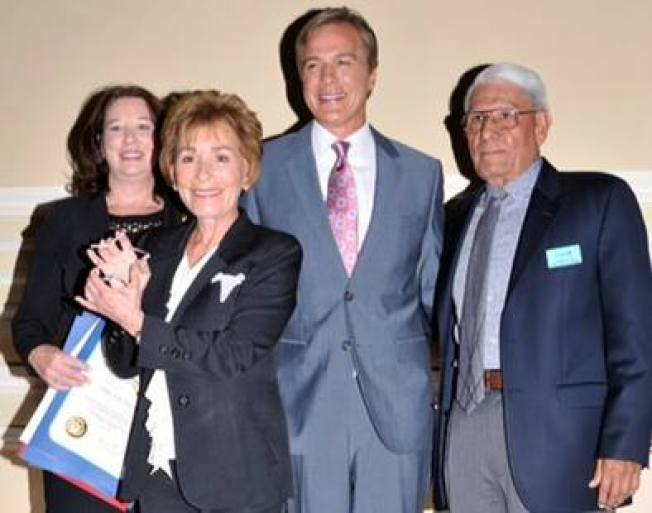 Heroes of Hollywood Honors Judge Judy Sheindlin