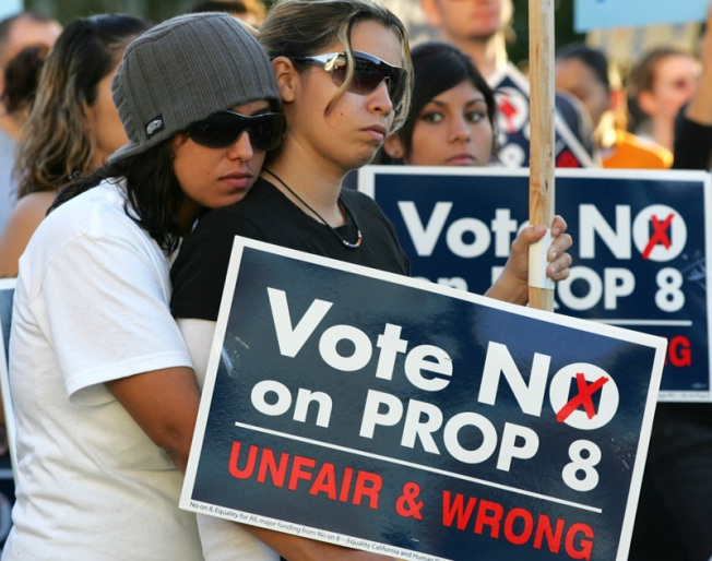 Prop 8 Opponents Concede the Election