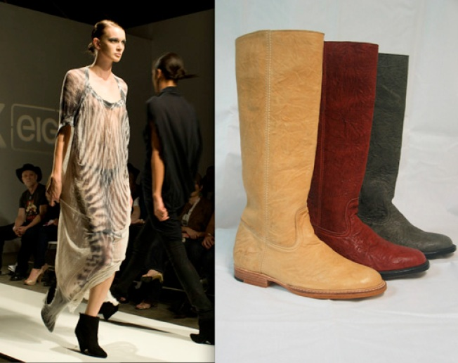 Party (S)hopping: Raquel Allegra and Esquivel Shoes Trunk Show Saturday