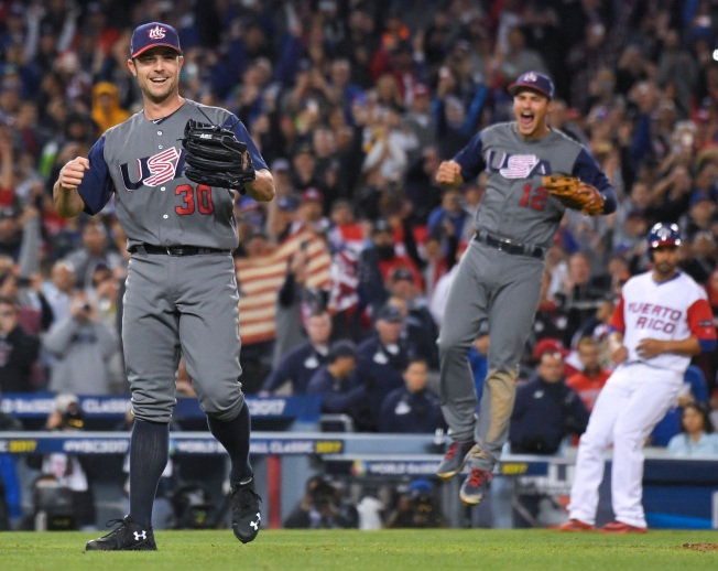 USA Dominates Puerto Rico, 8-0, to Win First Ever WBC Crown