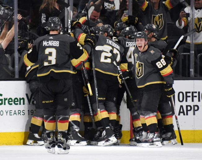 Freaky Friday: Golden Knights Defeat L.A. Kings in OT of Game 2 on Friday the 13th