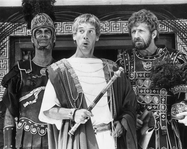 Sunday, October 18, 2009: <I>Monty Python: Almost the Truth</i>