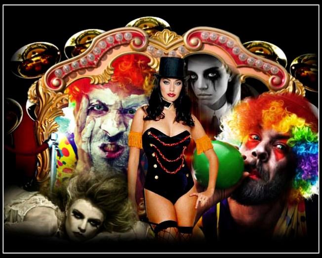 Carnevil: Sexy Halloween Circus