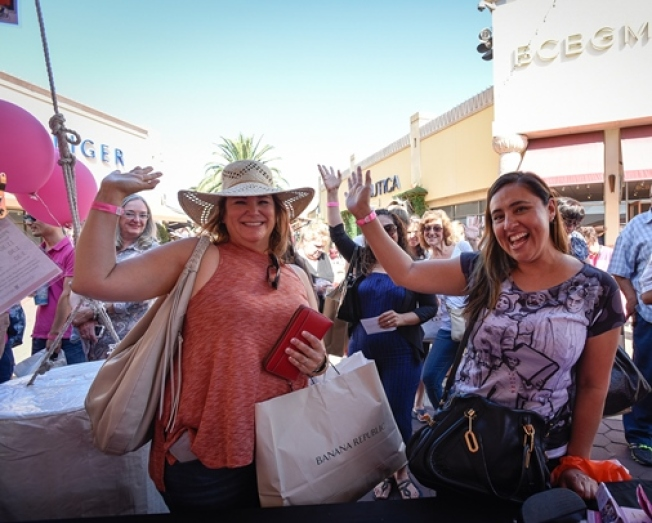 Shop for a Good Cause at Citadel Outlets