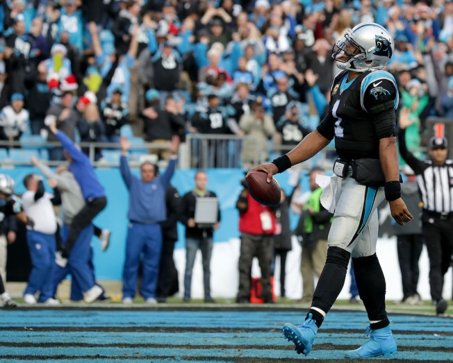 Newton's TD Lifts Panthers Into Playoffs With 22-19 Win