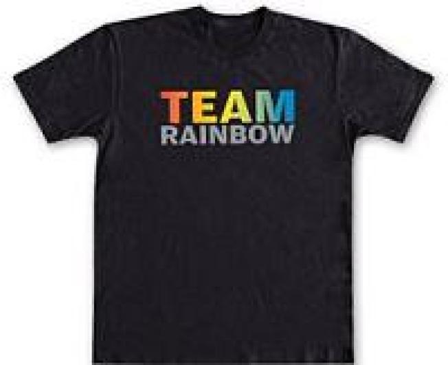 BoardWrap: Team Rainbow T's, Rush Street Industry Night