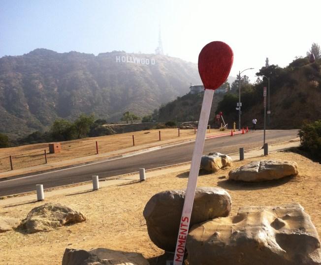 Mysterious Matchsticks Pop Up Across LA